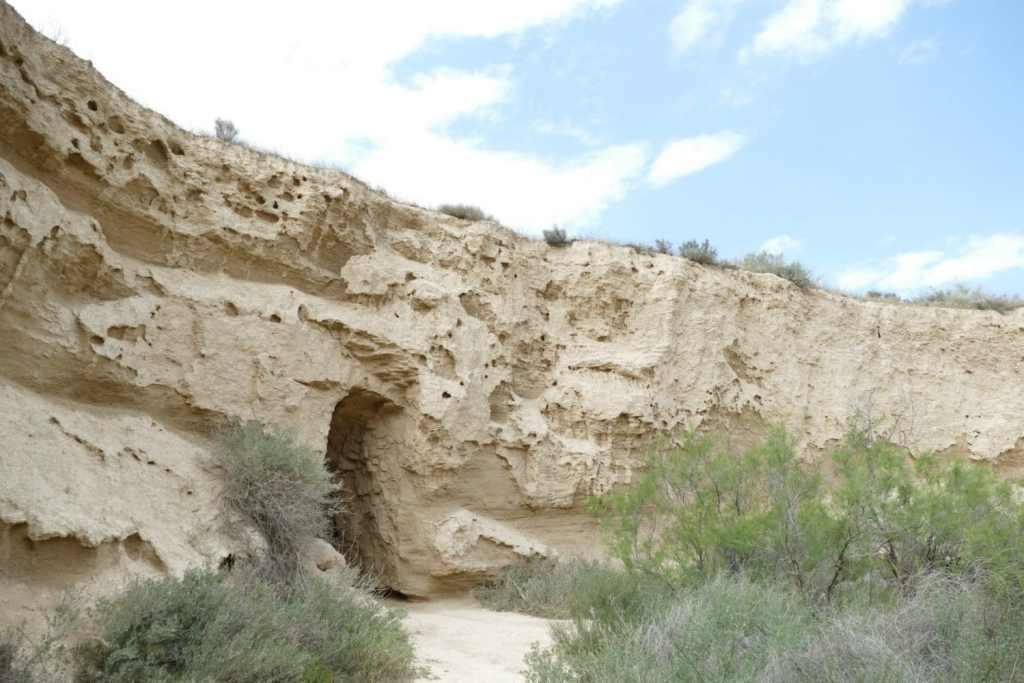 Navarre-désert-bardenas-reales-espagne-pays-basque-randonnée