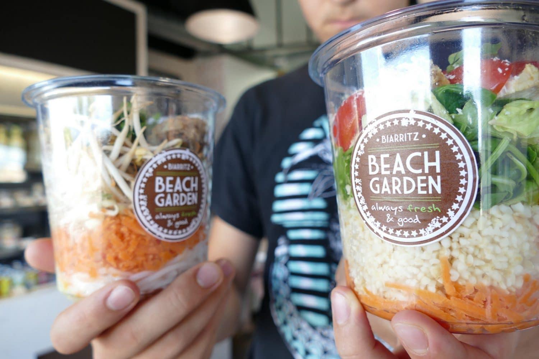 le-beach-garden-terrasse-pays-basque-salade