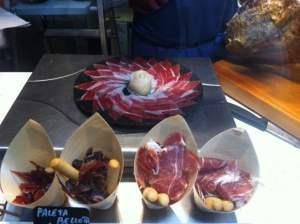 Degustation-de-jambon-Zapore-jai-Vieux-quartier-San-Seb-pais-vasco