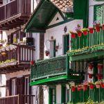 Hondarribia-vue-pueblo-village-pays-basque