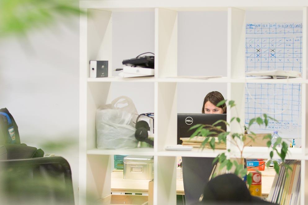 Espace de travail partagé à Biarritz openspace