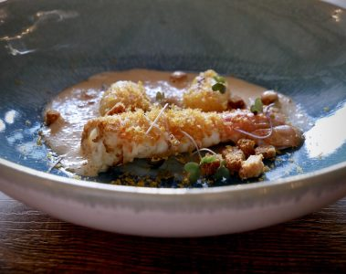 Langoustine - restaurant Influences Bayonne.jpg