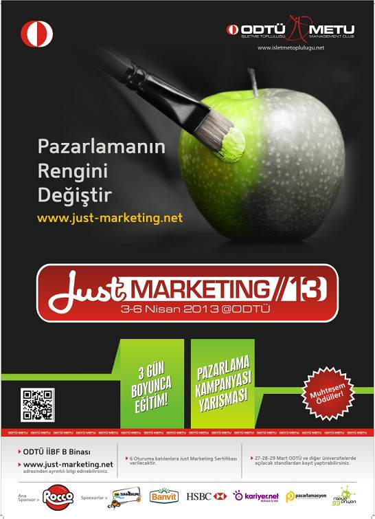 just-marketing