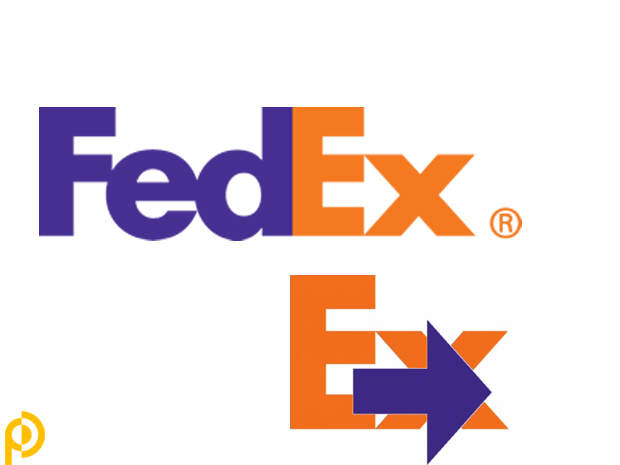 fedex subliminal logo
