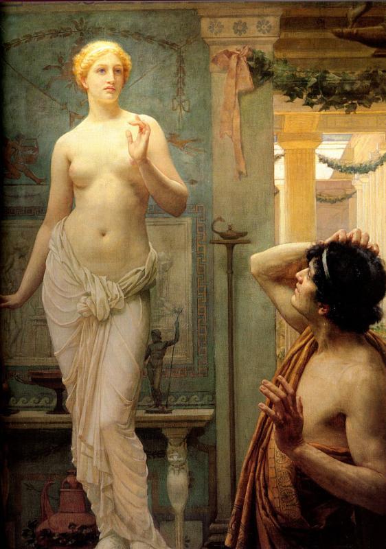 Pigmalion y Galatea