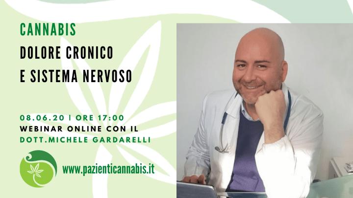 cannabis dolore cronico e sistema nervoso