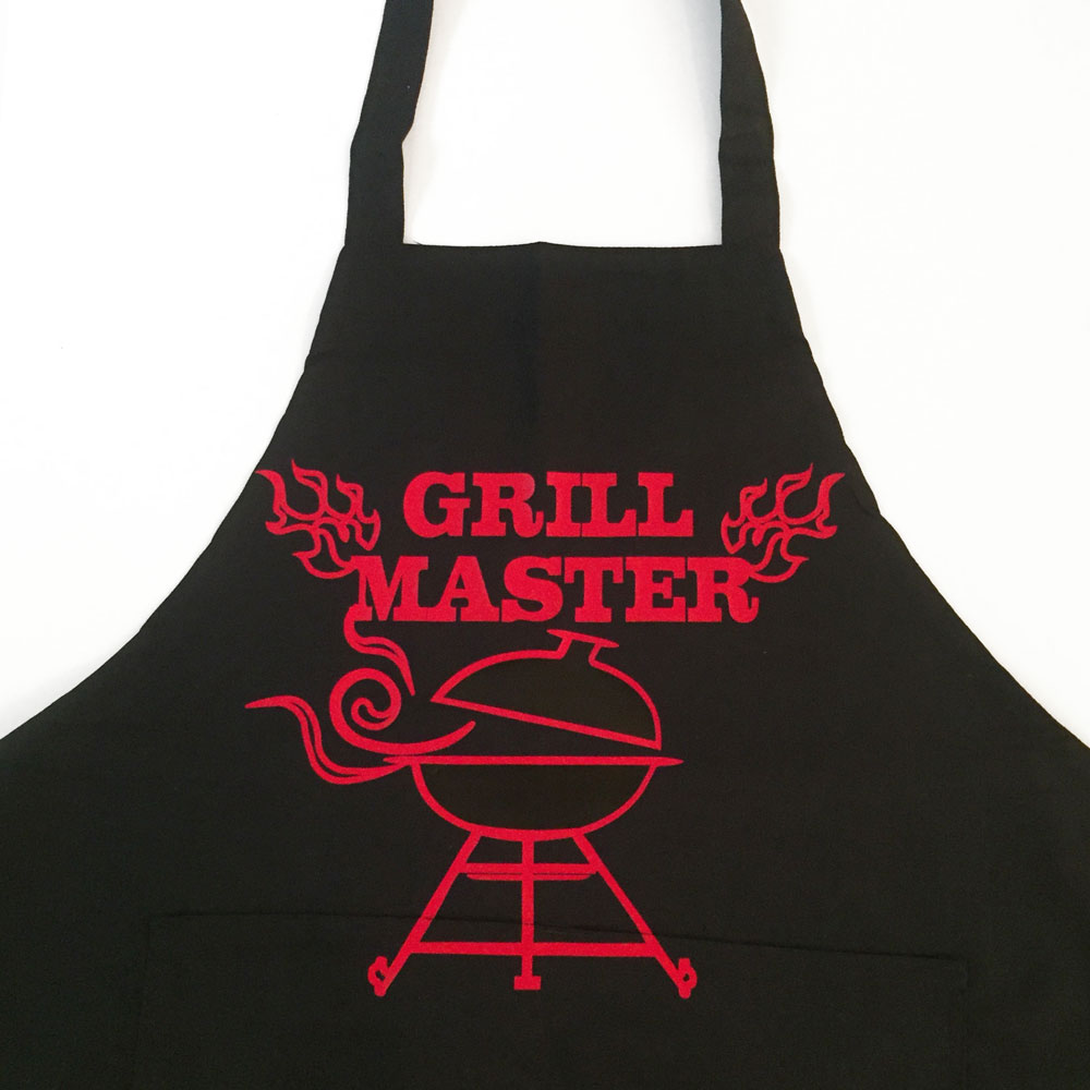 Grill Master Fathers Day Apron Pazzles Craft Room