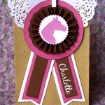 Project Rewind Horse Party Ribbons Pazzles Craft Room