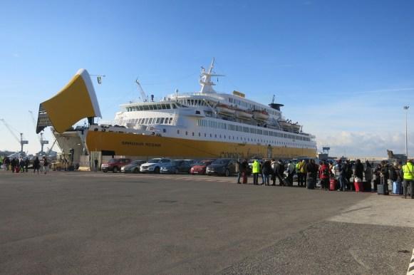 Capodanno 2019 a bordo di Sardinia Regina (2)