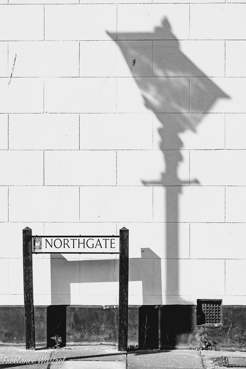 Northgate, The Headland, Hartlepool, September 2017
