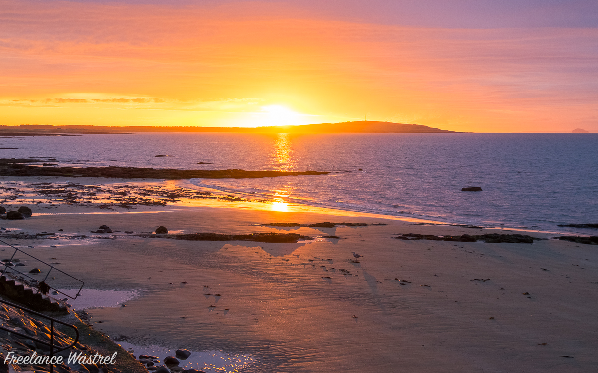 Sunrise, Lower Largo