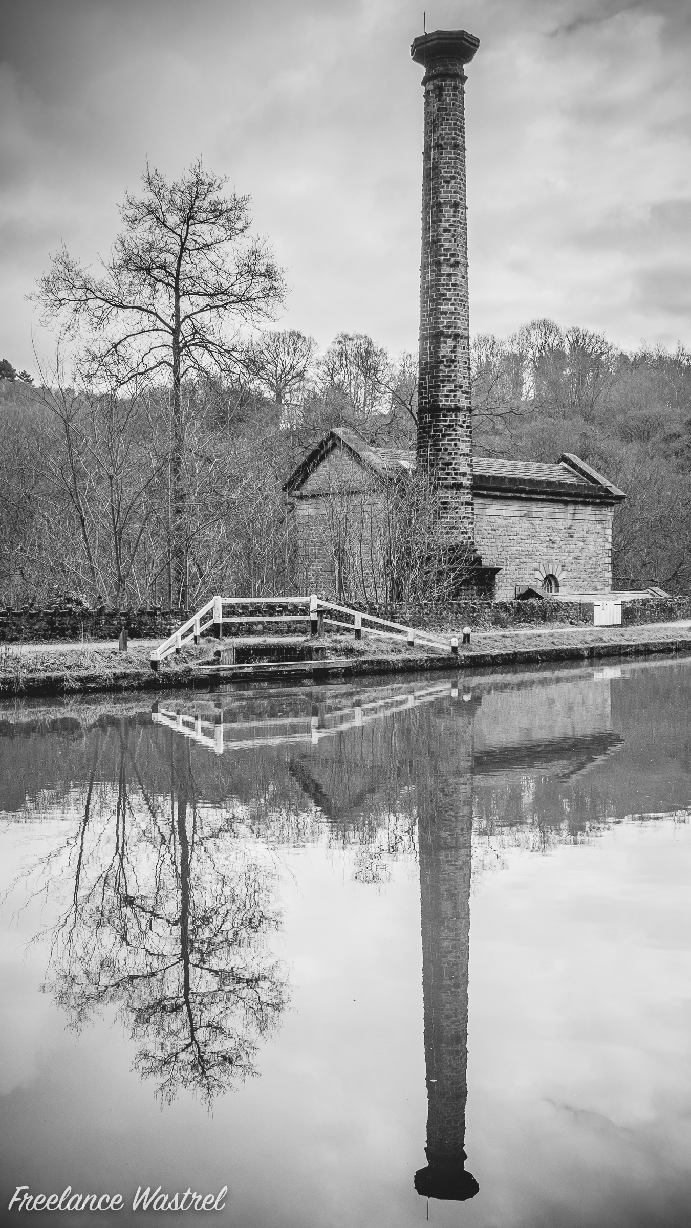 Leawood Pumphouse, January 2018