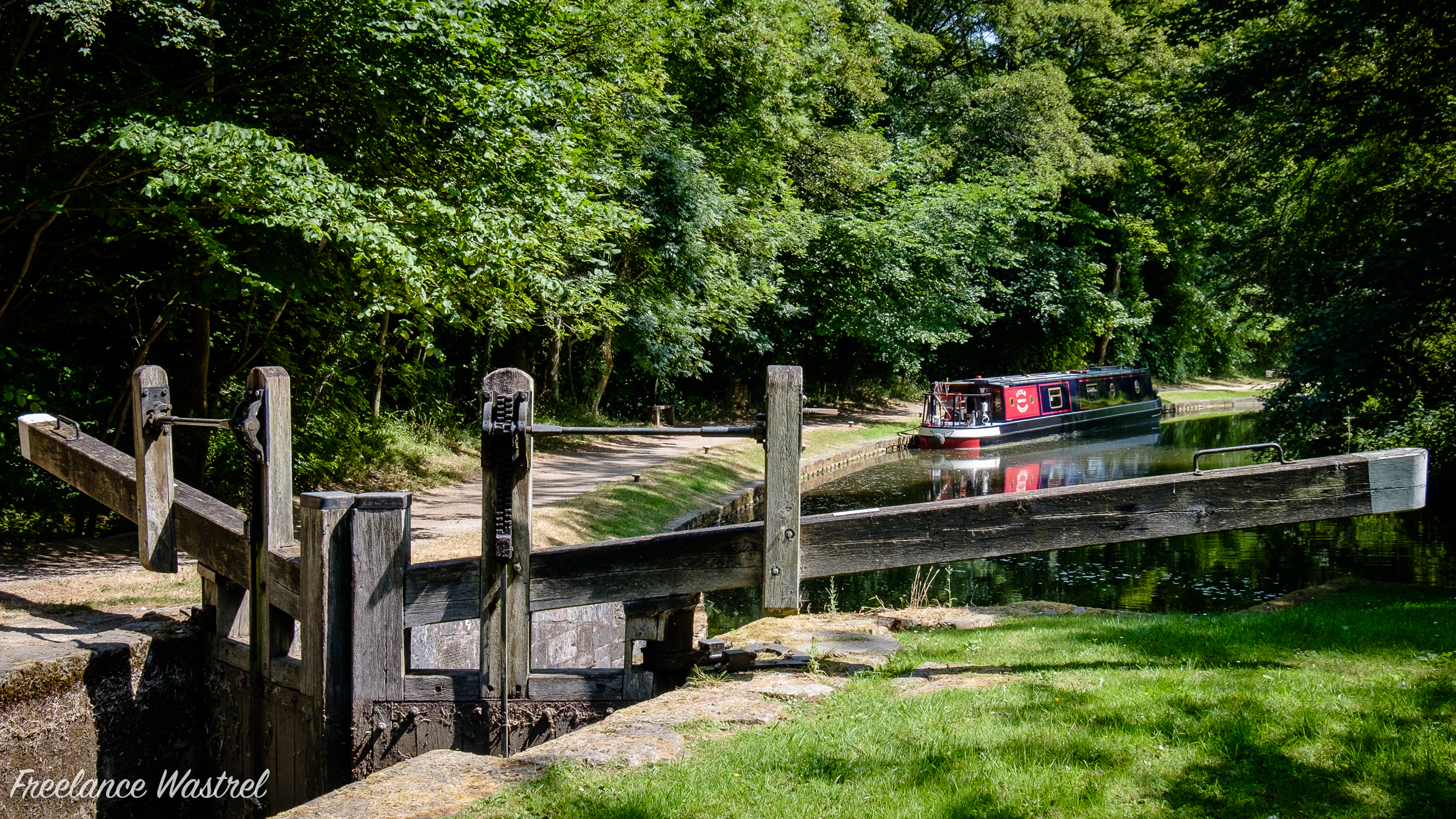 Turnerwood Bottom Lock No.37