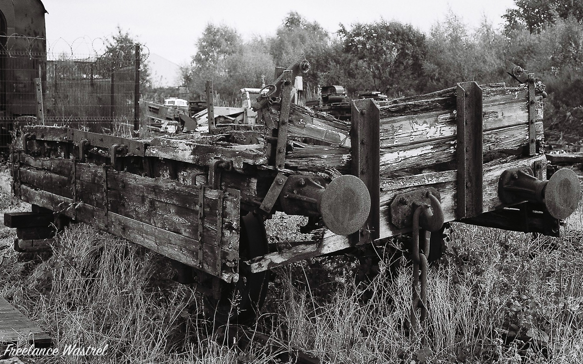 Goods Wagon, Kingdom of Fife Railway