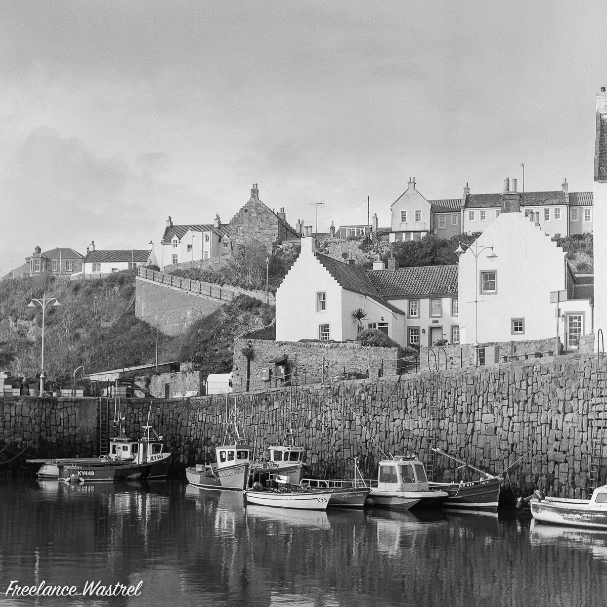 Crail, October 2018