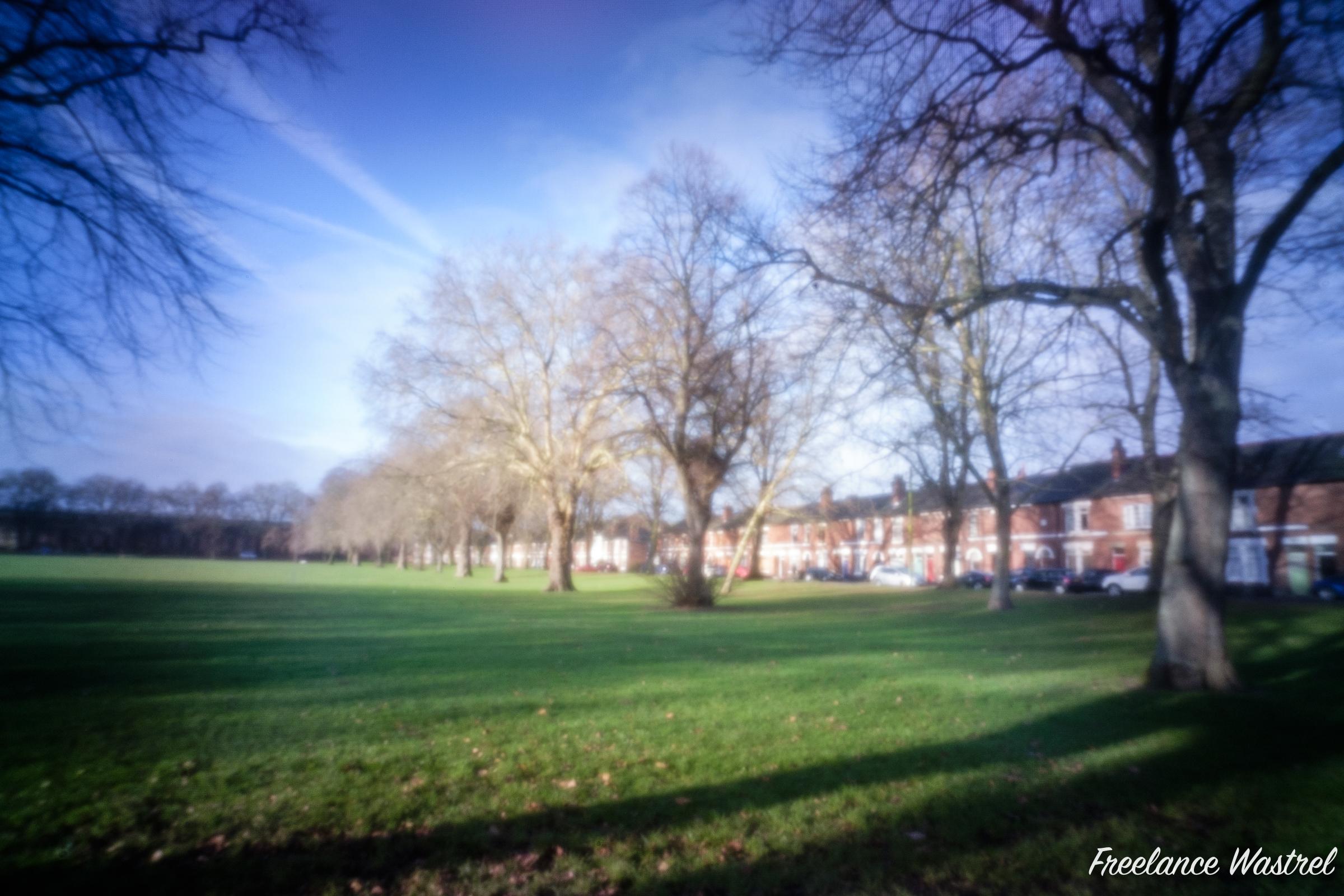 Chester Green, Derby
