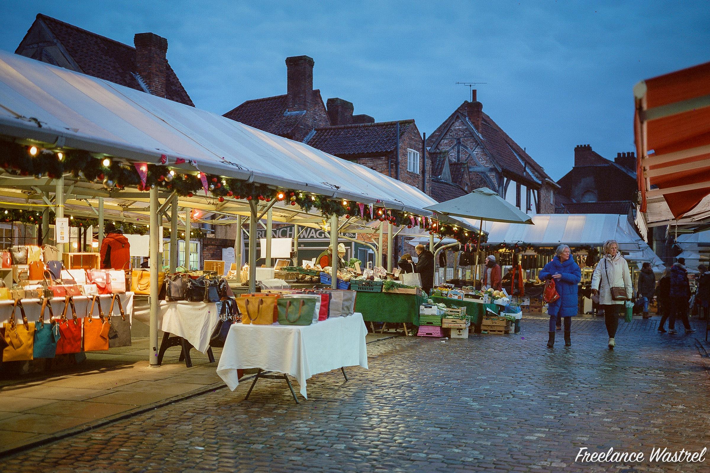 Shambles Market, York