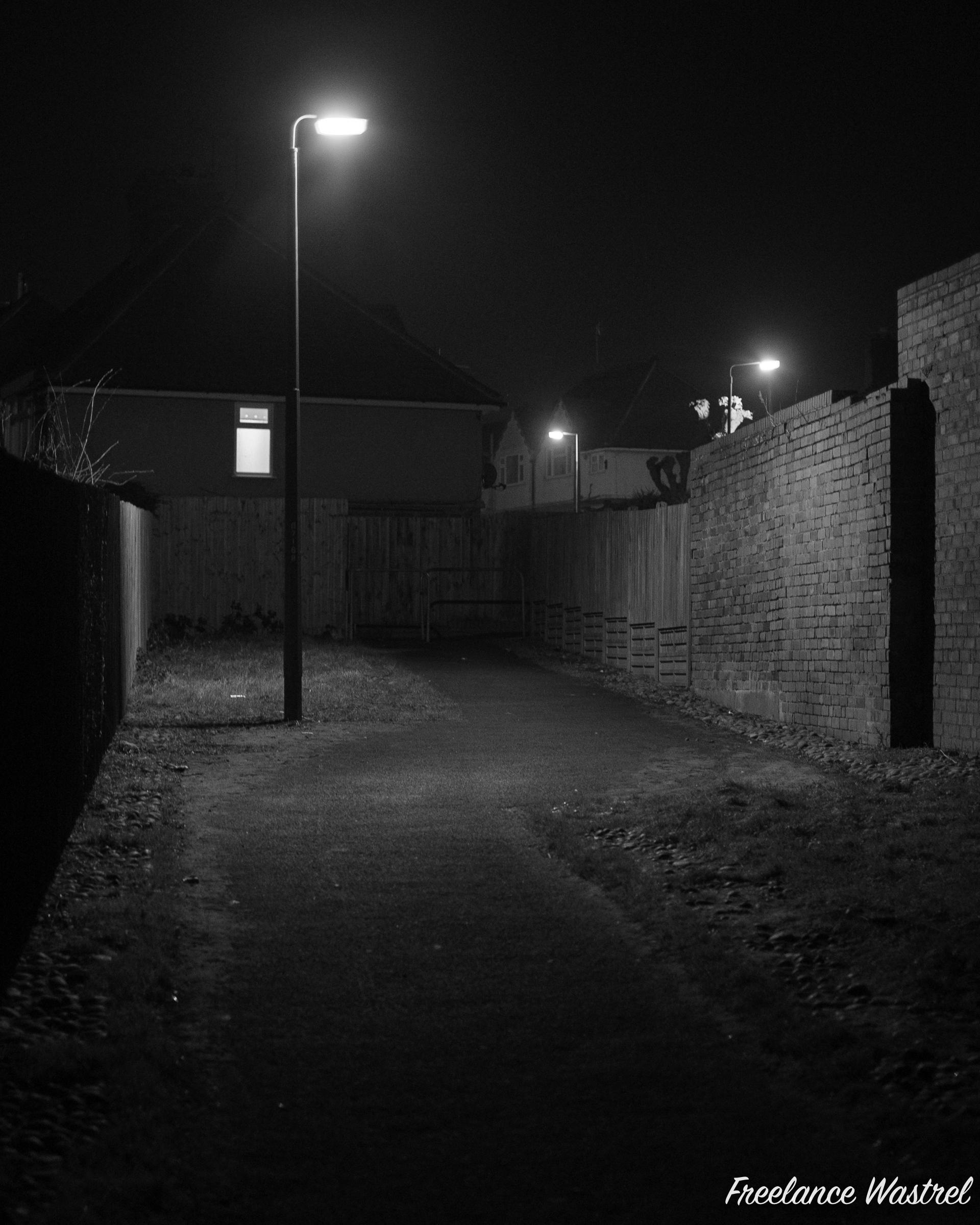 Alleyway, February 2015
