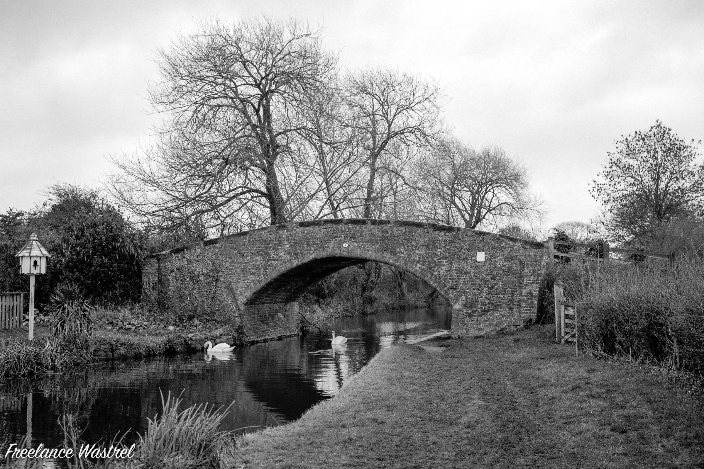 Porters Bridge, Trent & Mersey Canal