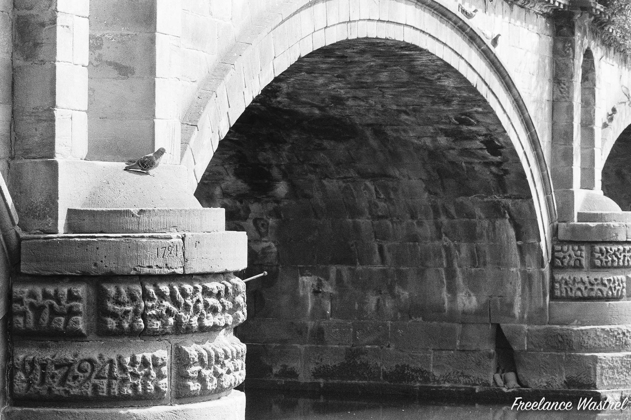 St Mary's Bridge, Derby