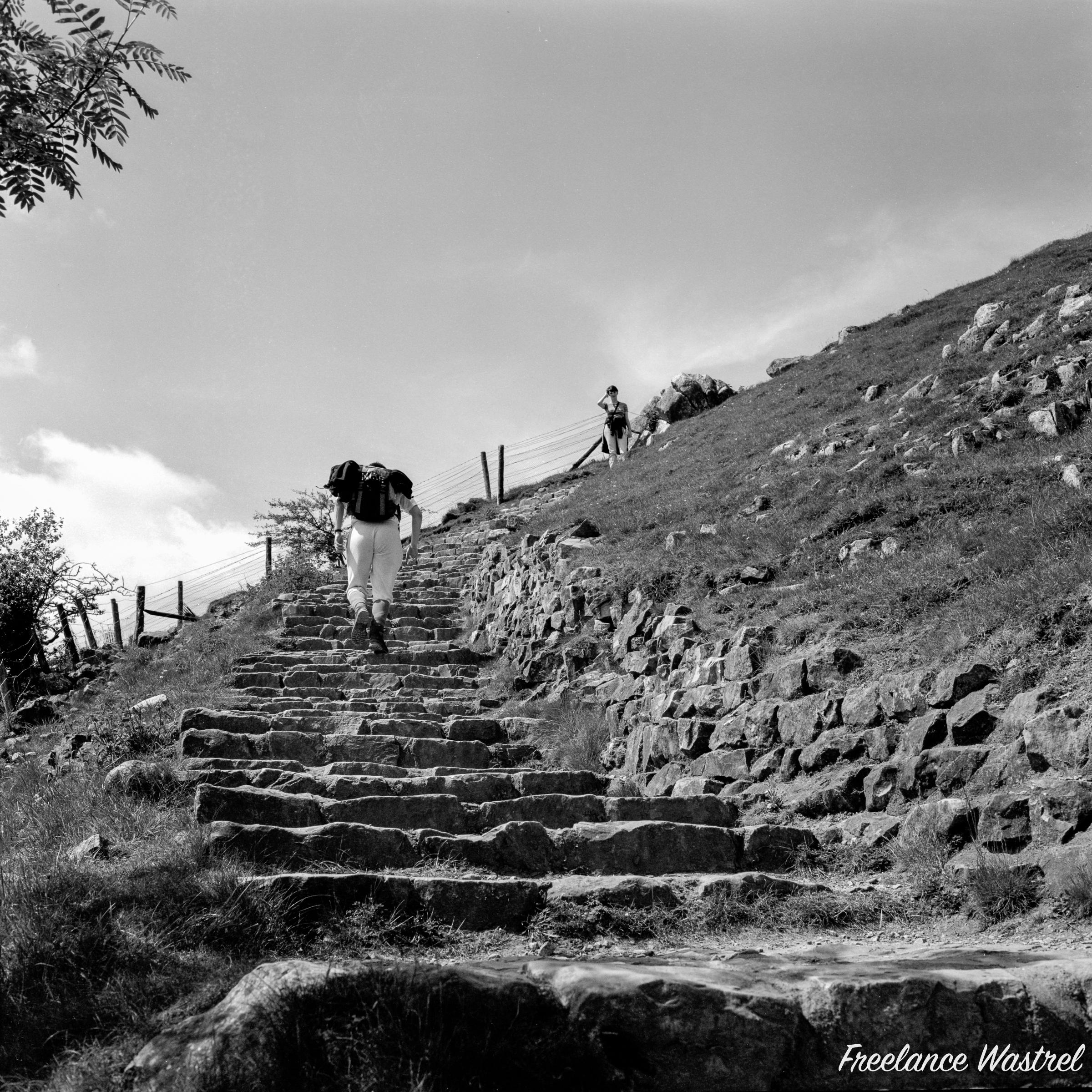 Stairway to… Malham