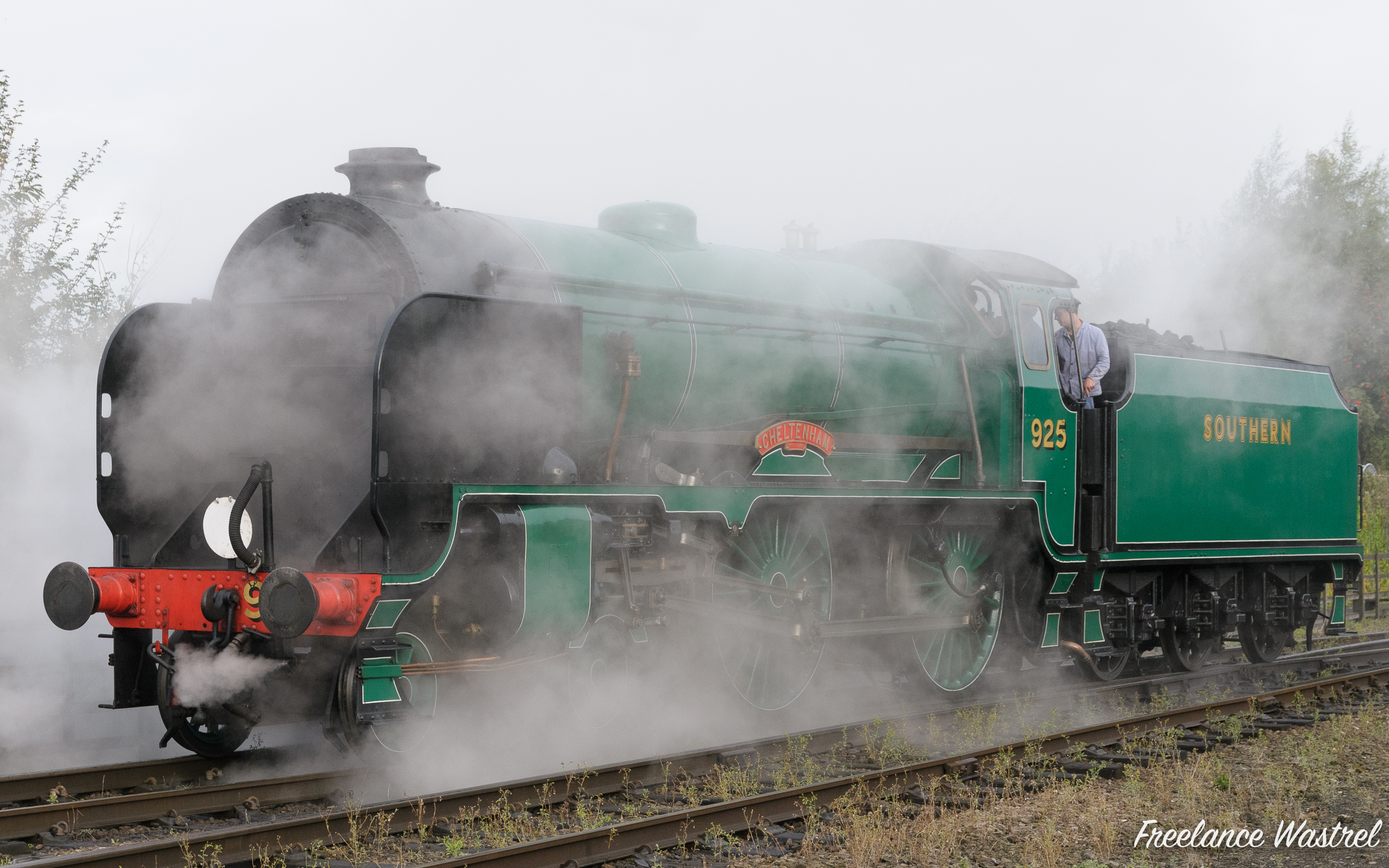 Southern Railway 'Schools' class 4-4-0 925 'CHELTENHAM'