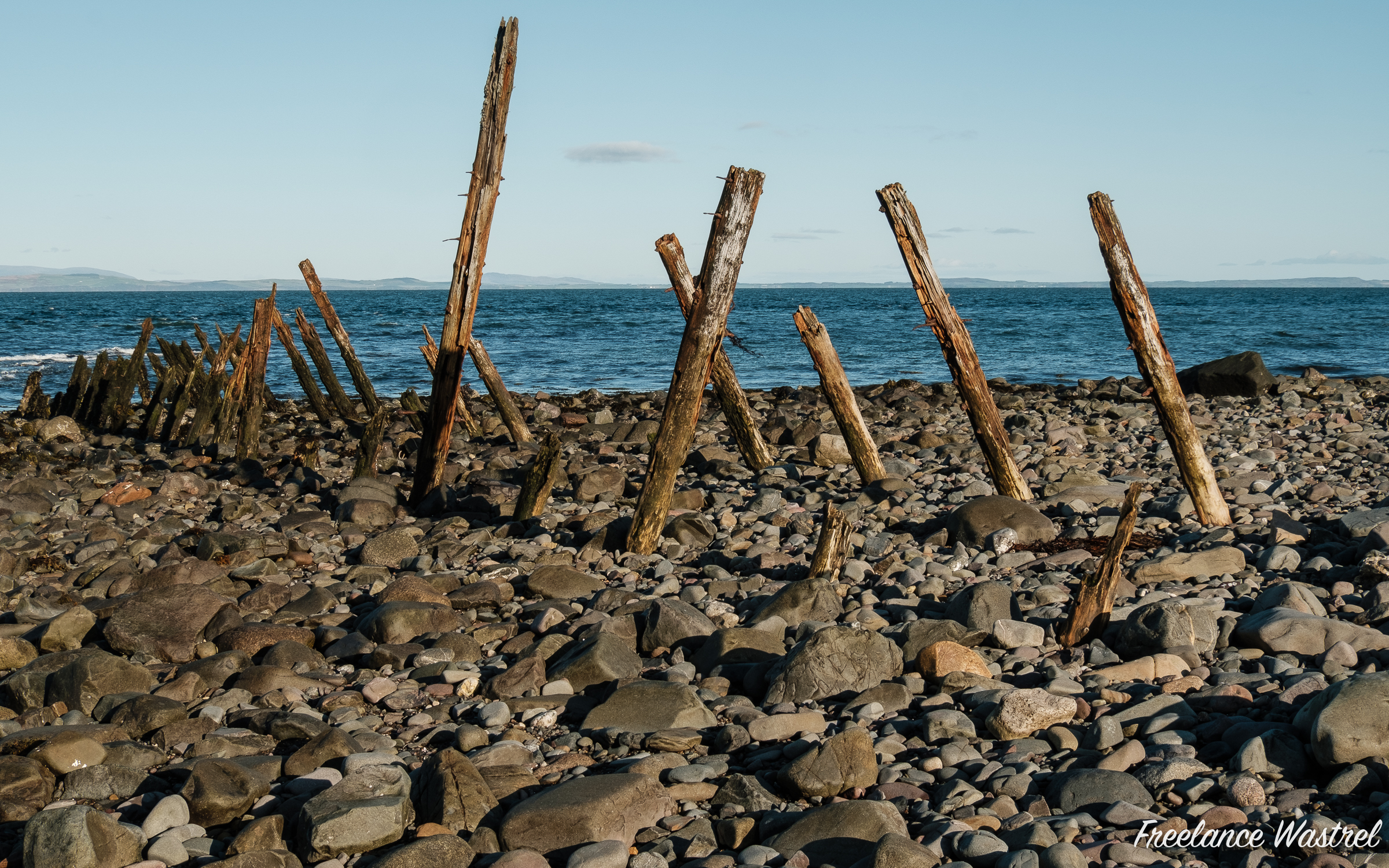 The Old Jetty, Drummore