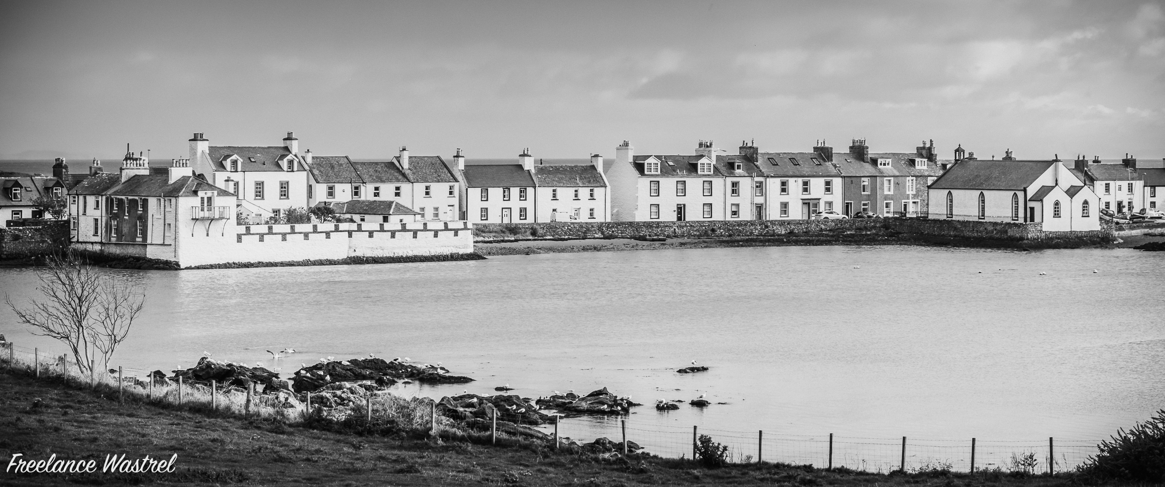 Isle of Whithorn, October 2019