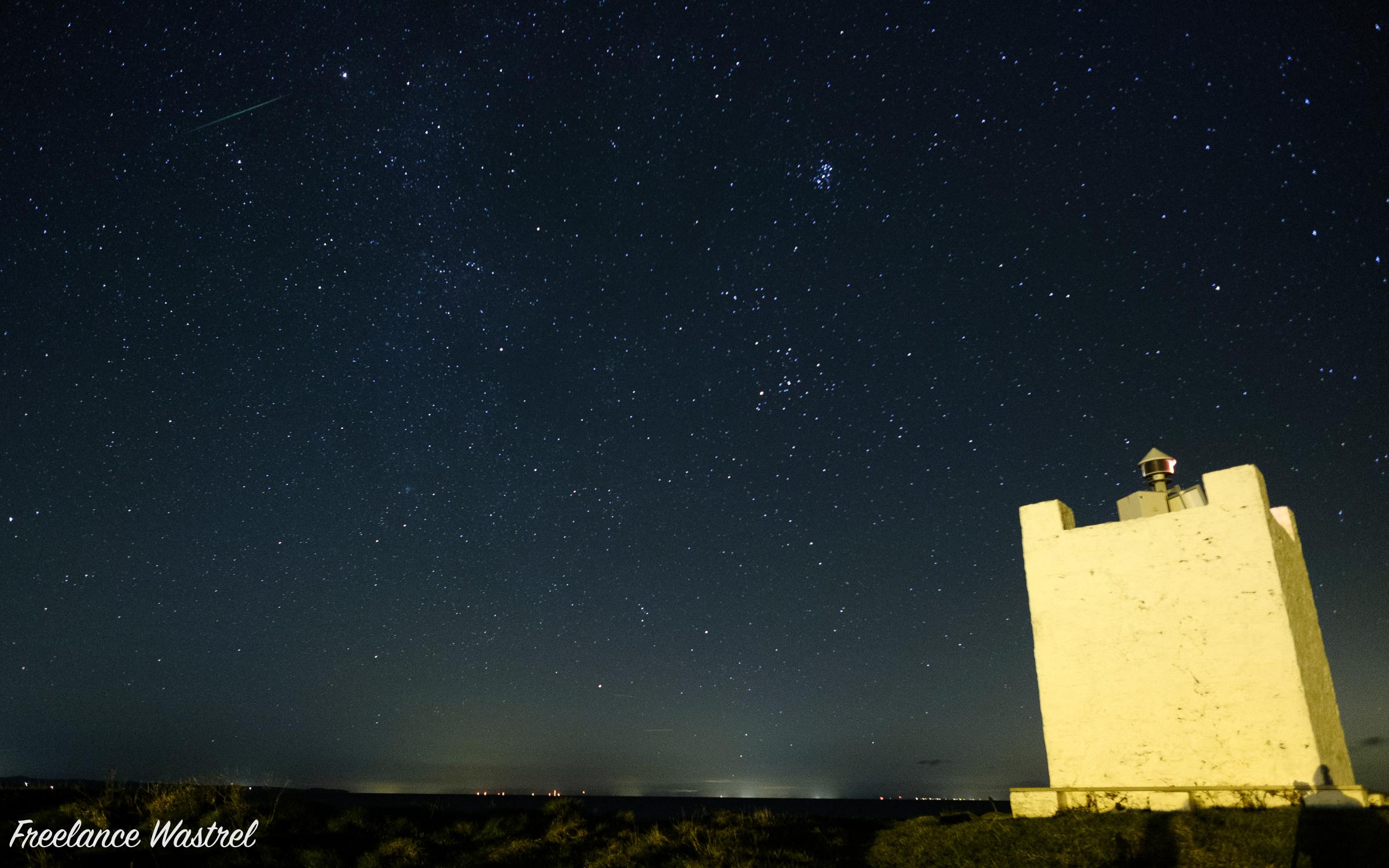 Night Sky, Isle of Whithorn