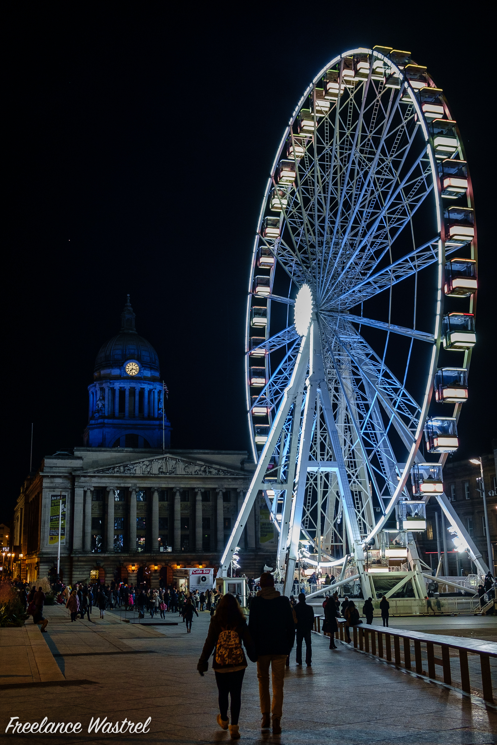 Big Wheel, Nottingham
