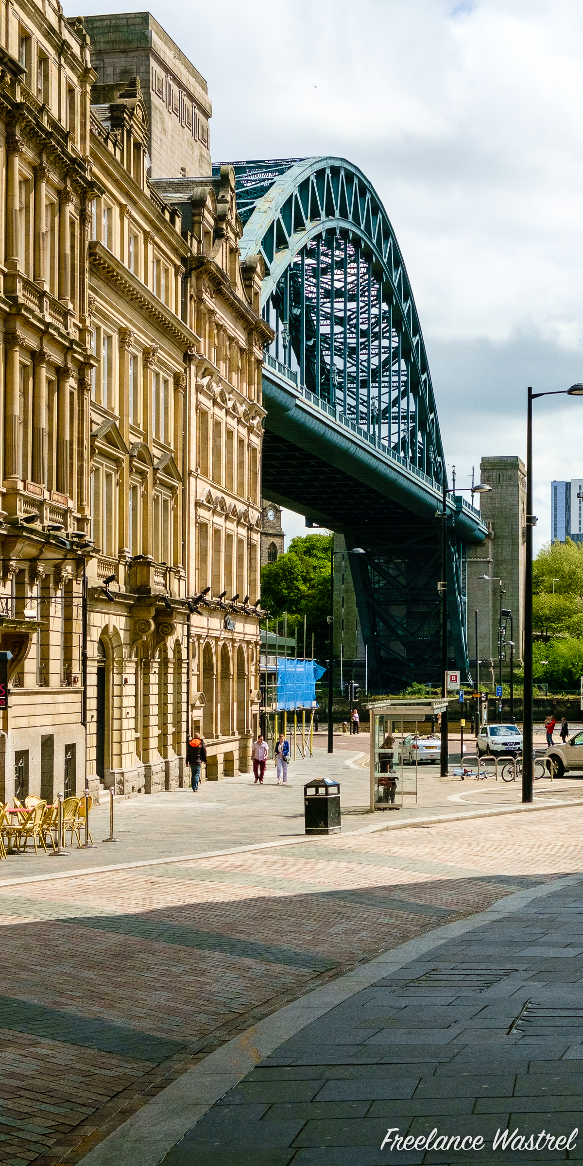 Tyne Bridge, June 2015