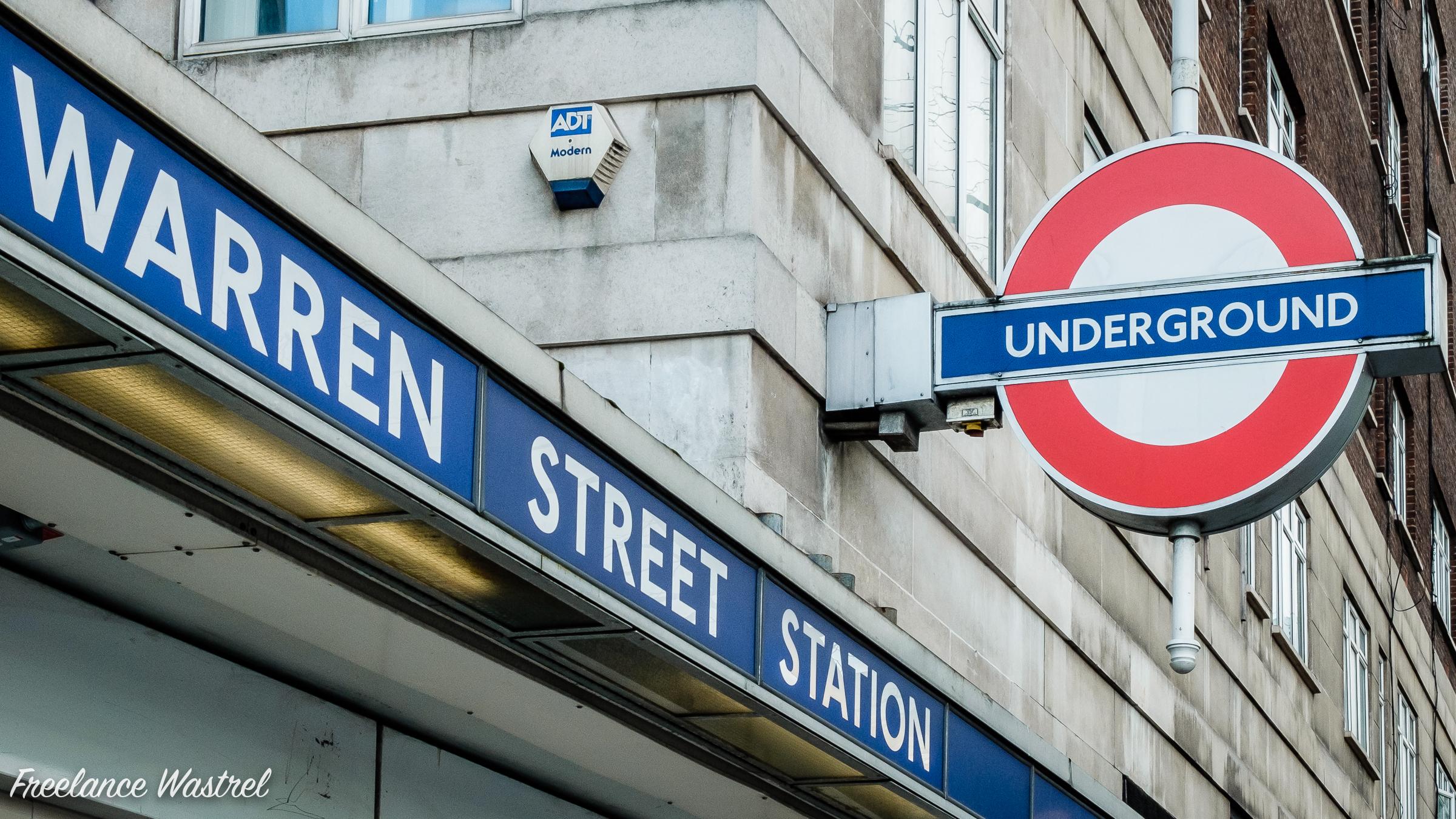 Warren Street Station