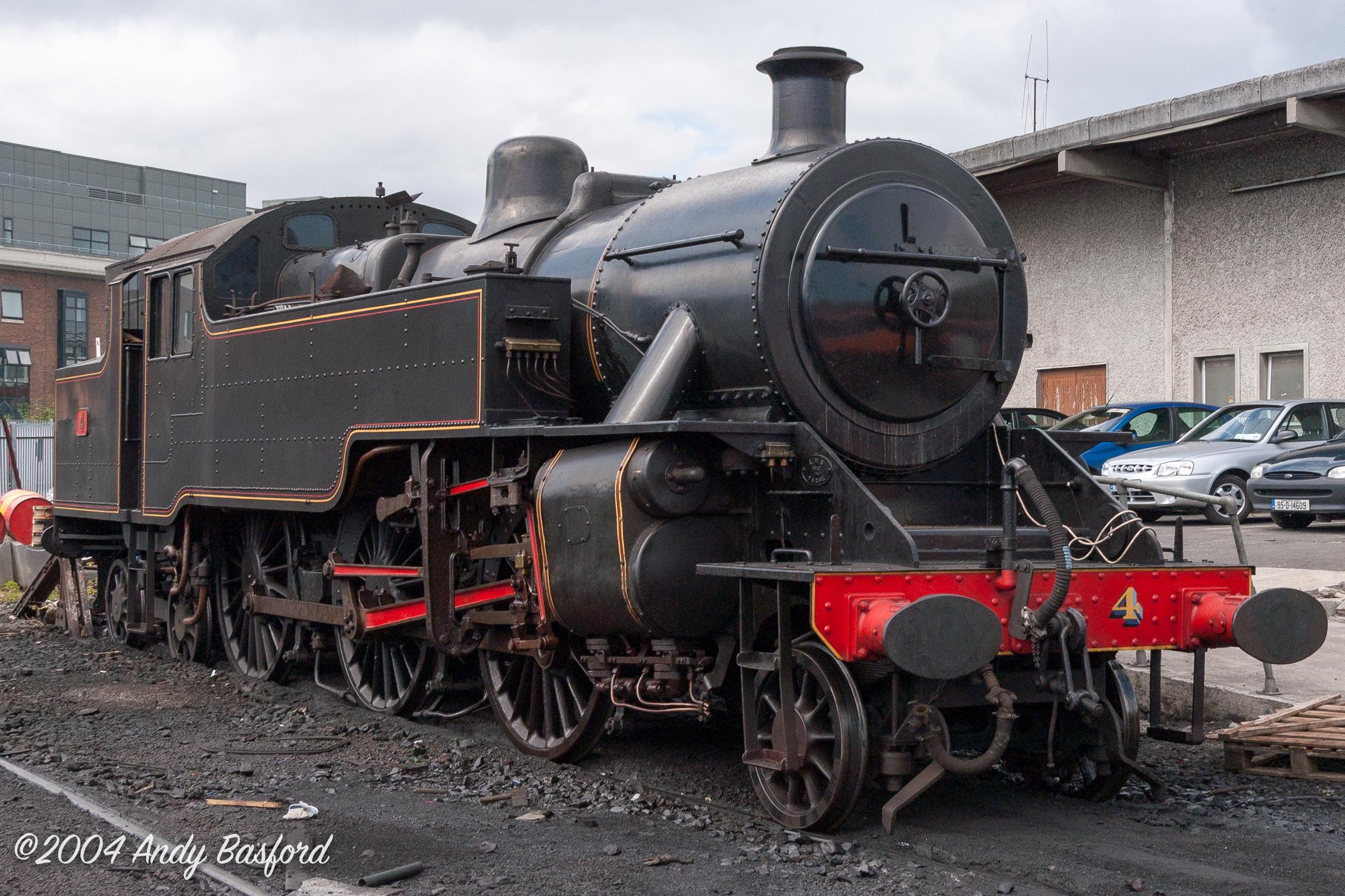 LMS (NCC) class WT 2-6-4T No.4-20040630