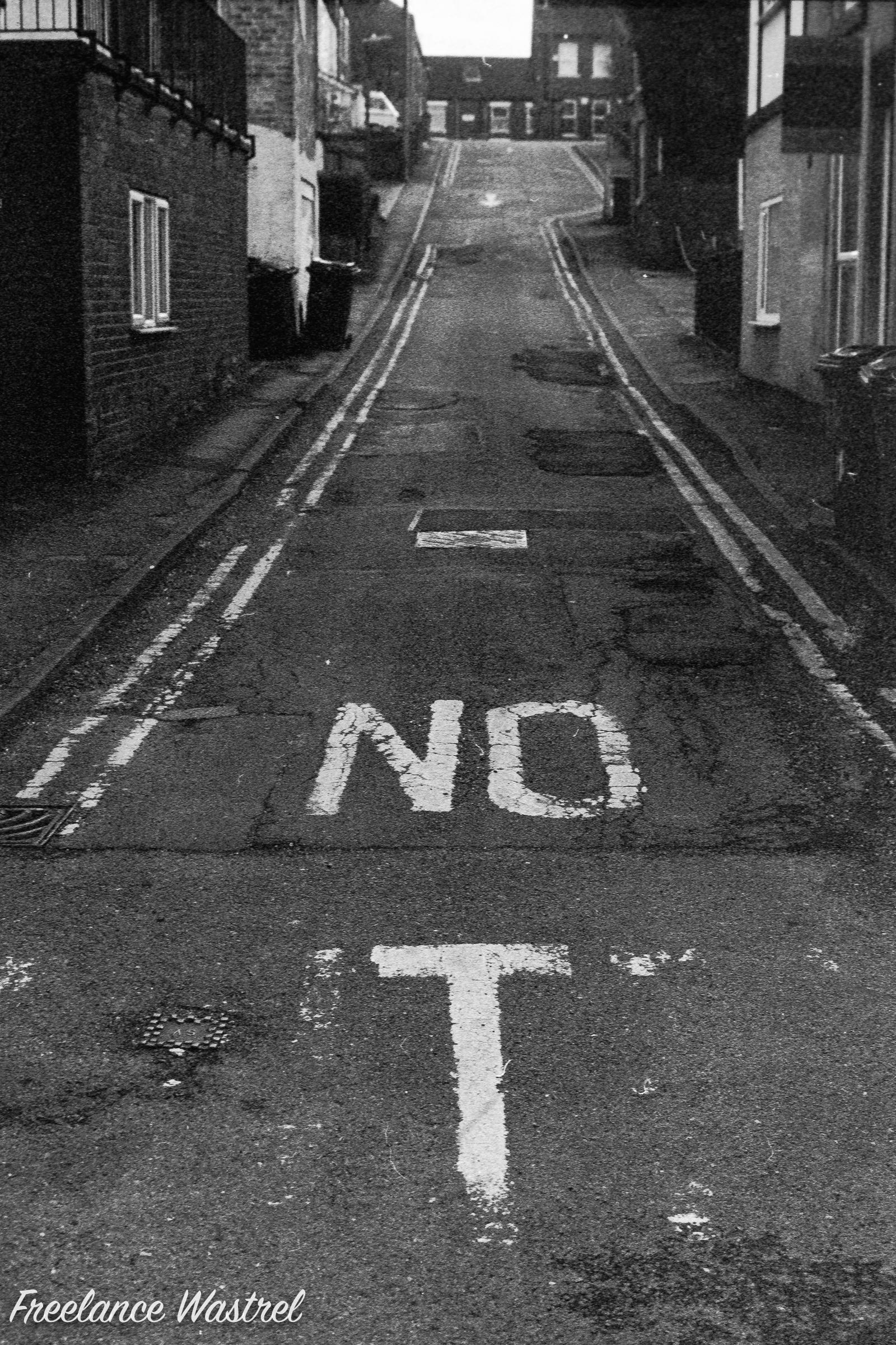 'No T'
