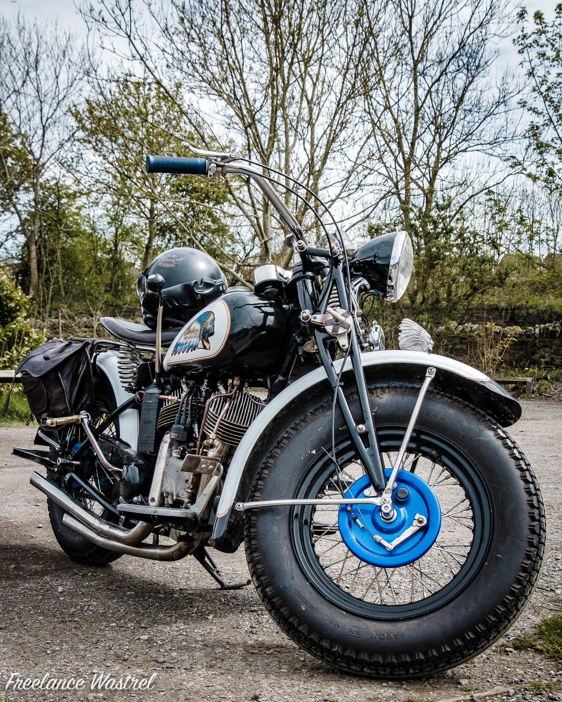 1942 Indian Scout 500