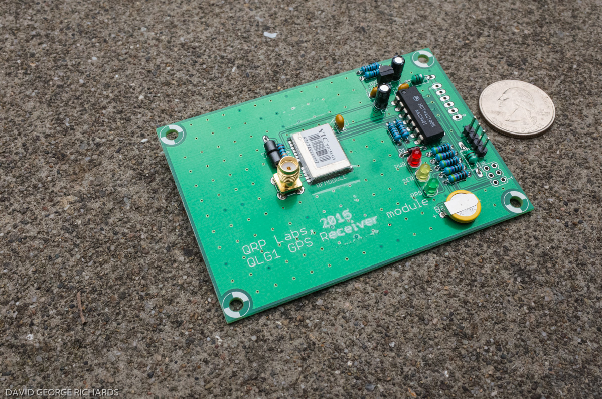 The Ultimate 3s Qrss Wspr Transmitter And Qlg1 Gps Receiver Kits Wa0uwh Electronics Ham Radio Blog Micro Fm Enclosure Took A Little Longer To Arrive As It Was Coming In From China Arrived Via Airmail Though So Didnt Take Month Or Two That Surface