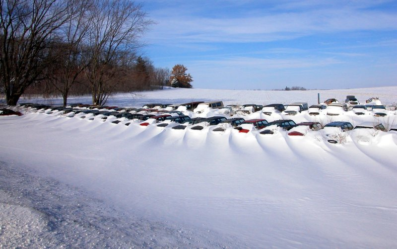 Classic Wisconsin Winter