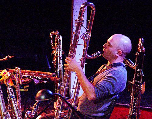 Contra bass clarinet