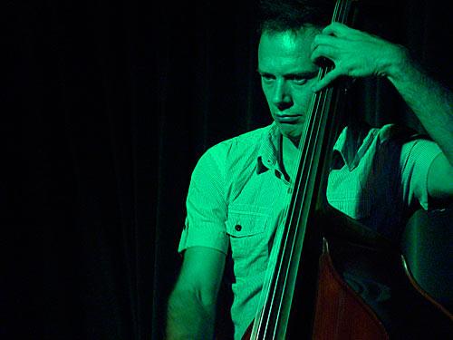 Sandy Evans Trio