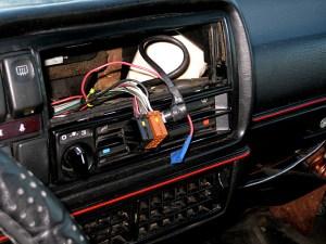 VWVortex  Will Mk3 cassette radio work with my Mk2?