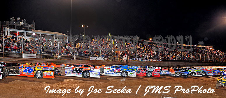 Lernerville Firecracker 100 Saturday PHOTOS Posted