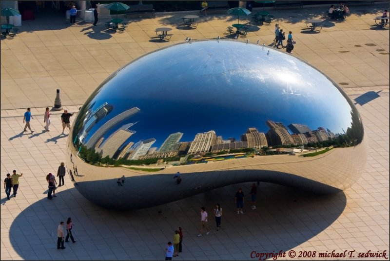 A Birds Eye View on The Bean