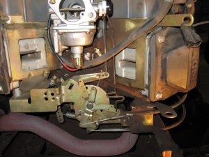 Kohler 22hp mower running rough