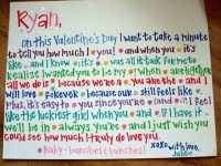 cute valentines day sayings for him