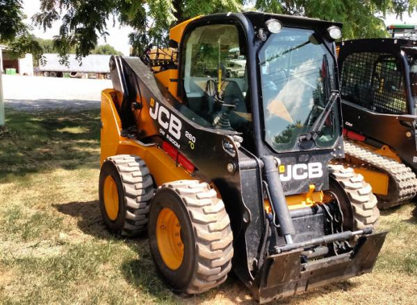2012 JCB 260 Eco Skid Steer - Used Equipment Harrisonburg