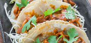 Braised Mushroom Tacos for Cinco de Mayo