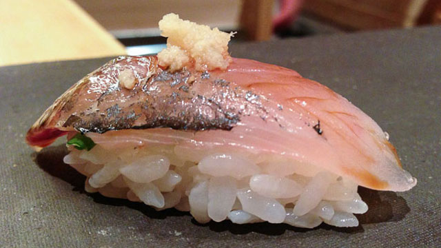 Image result for raw fish parasites