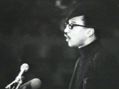 H. Rap Brown, BPP Minister of Justice