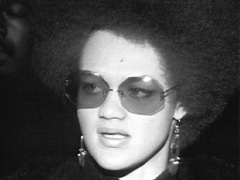 Kathleen Cleaver, Communications Secretary of the BPP