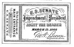 Bill of impeachment